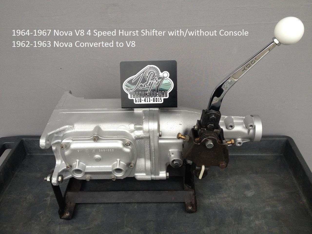 4 Speed Muncie help needed - Chevy Nova Forum