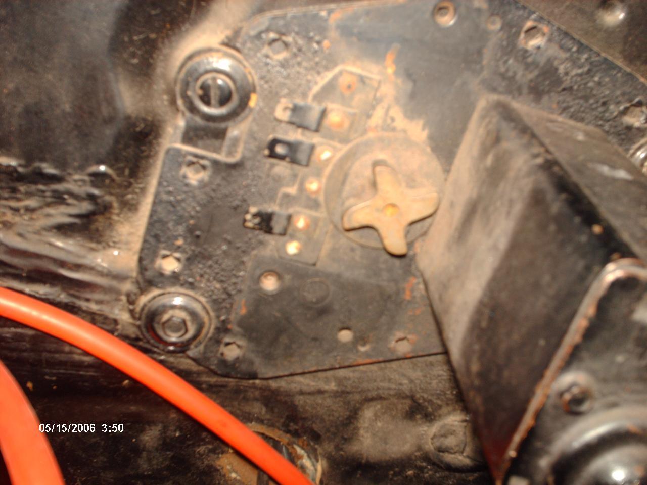 Motor Wire Harnes 1970 Nova
