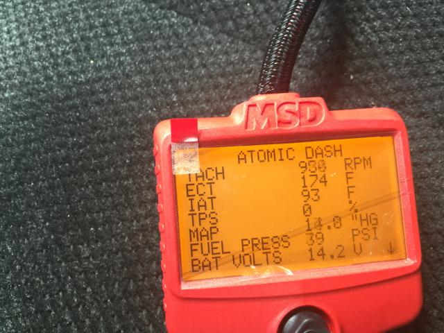 Atomic MSD EFI install on BBC - Chevy Nova Forum