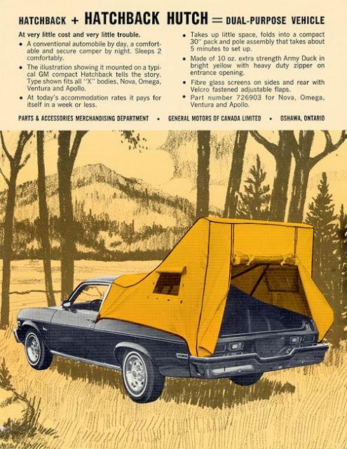 73/74 Nova tent   Chevy Nova Forum