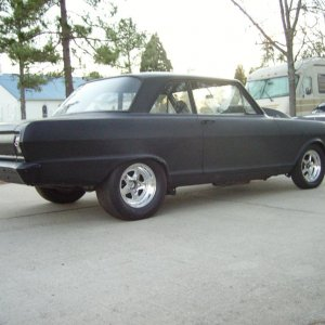 nothin special,just another chevy II