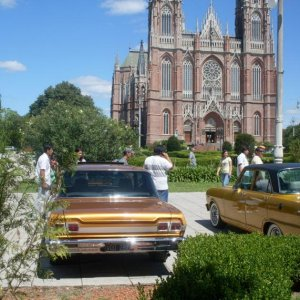 "Beautifull place: Cathedral of ""La Plata"""