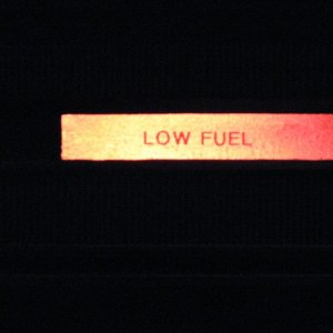 Custom low fuel indicator for my gauges
